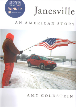 Amy Goldstein, Janesville : an American story
