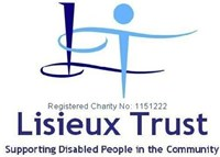 Lisieux Logo With Charity Number And Strapline